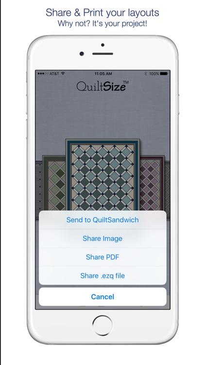 QuiltSize screenshot-3