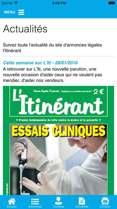 点击获取l'Itinérant