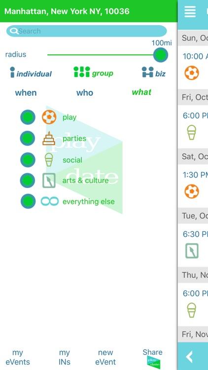 Playdate- fun with friends screenshot-3