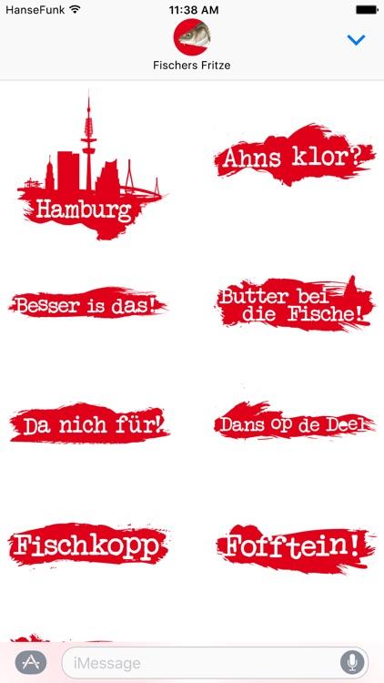 Hamburg Schnack und Platt