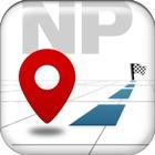 Nepal Mapa icon