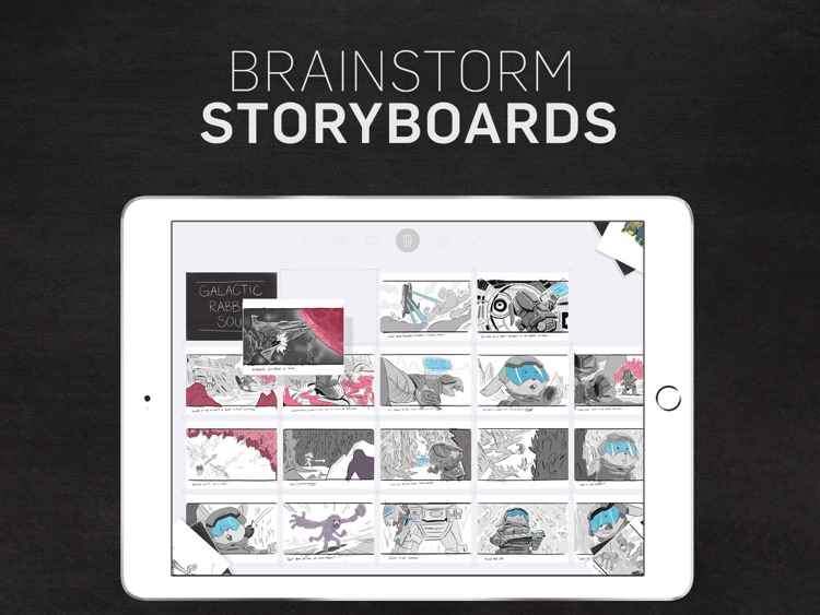Forge - Brainstorm and organize your ideas