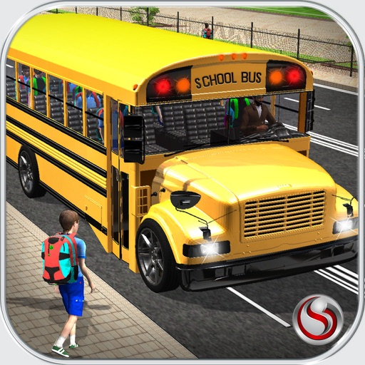 School Bus Driver – City Drive to Pick & Drop Kids iOS App