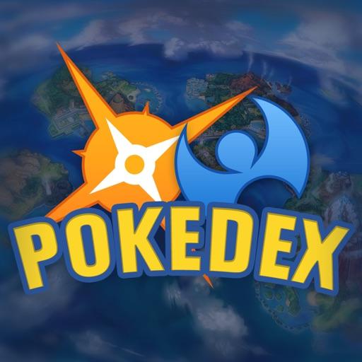 Pokedex for Pokemon Sun and Moon iOS App