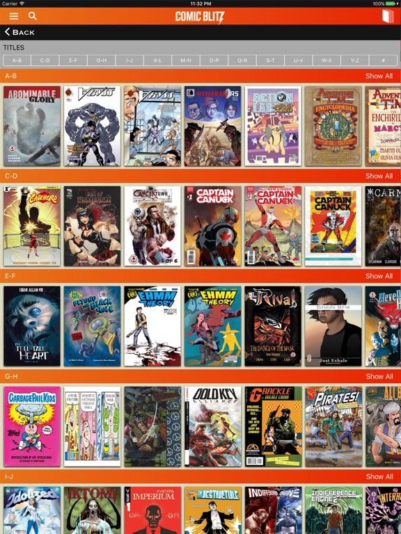 ComicBlitz - Unlimited Digital Comics! | App Price Drops