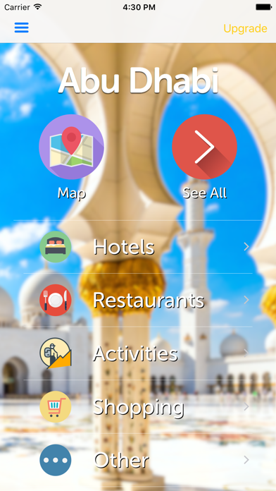 点击获取Abu Dhabi Travel Expert Guides, Maps & Navigation