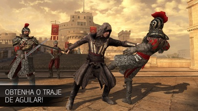 Screenshot for Assassin's Creed Identity in Portugal App Store