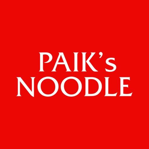 Paik's Noodle