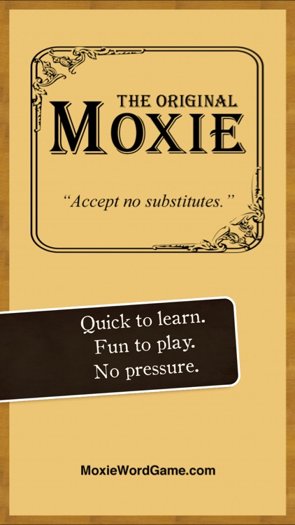 Moxie Classic