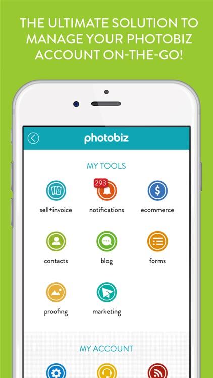 PhotoBizToGo screenshot-0