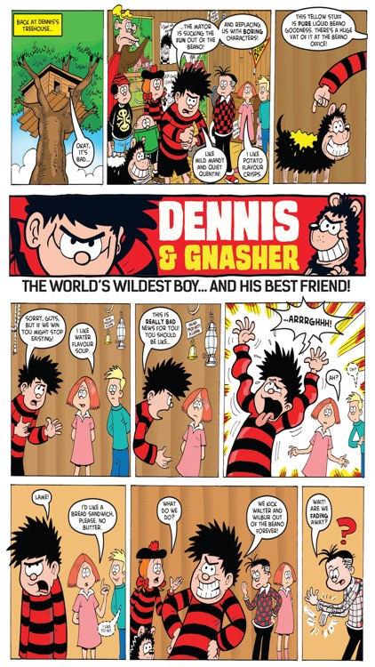 The Beano eComic