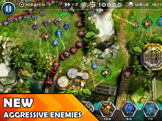 Tower Defense Zone 2-ipad-2