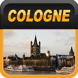 Cologne Offline Map Travel Guide