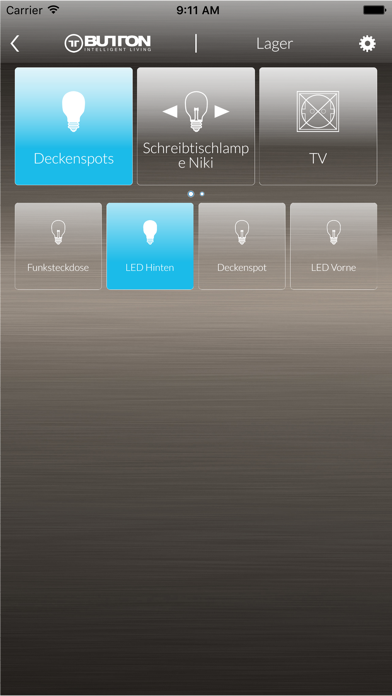 Smarthome by Button screenshot three