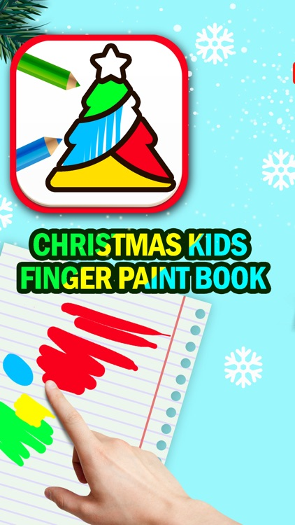 Merry Christmas Coloring Book for Kids: Xmas Games screenshot-2