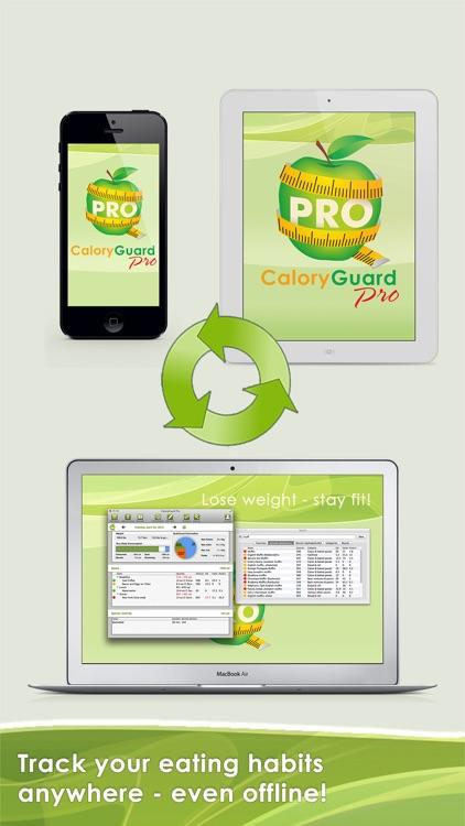 CaloryGuard Pro screenshot-3