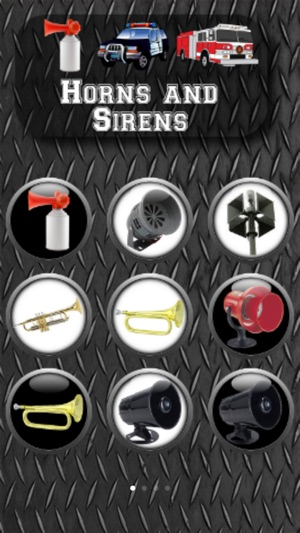 Horns and Sirens on the App Store