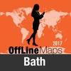 Bath mapa offline y guía de viaje