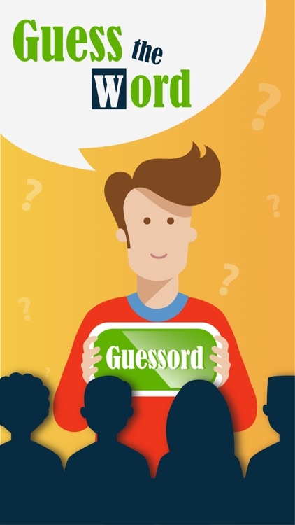 Guessord-Guess The Word Party