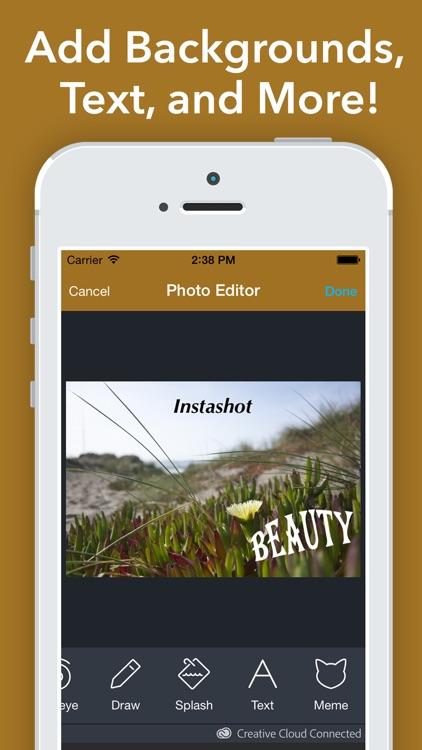 Insfit Pro - No Crop Blur Background