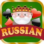 Russian Star Solitaire - Classic Card Paradise Hd