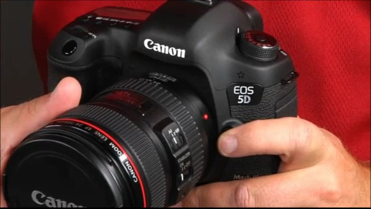 Canon 5D Mark III from QuickPro HD
