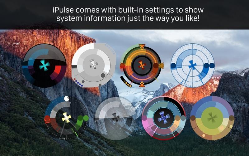 iPulse Screenshots