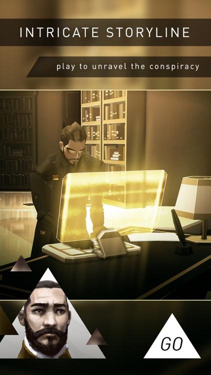 Deus Ex GO screenshot-4