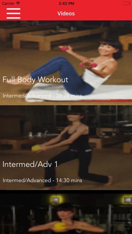 Hottie Pilates Intermediate/Advanced