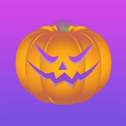 Halloween Stickers: BOO