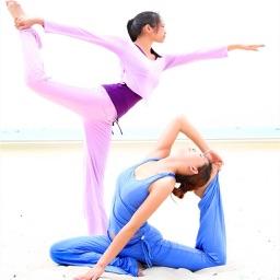 弥雅每日瑜伽健身视频—火辣减肥瘦身锻炼计划keep马甲线