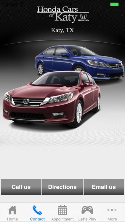 Honda Cars of Katy