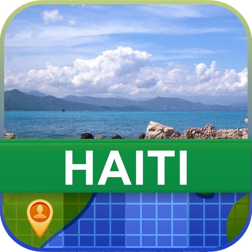 Offline Haiti Map - World Offline Maps
