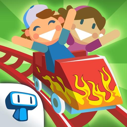 Magic Park Clicker - Игра Парк Развлечений