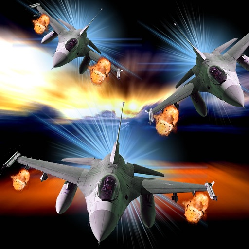 Combat Aircraft In The Sky - Addictive Game speed Height