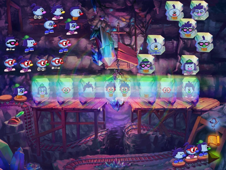 Zoombinis Research Edition screenshot-4