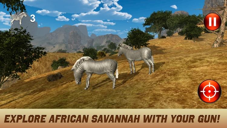 Wild Safari Hunting Simulator 3D
