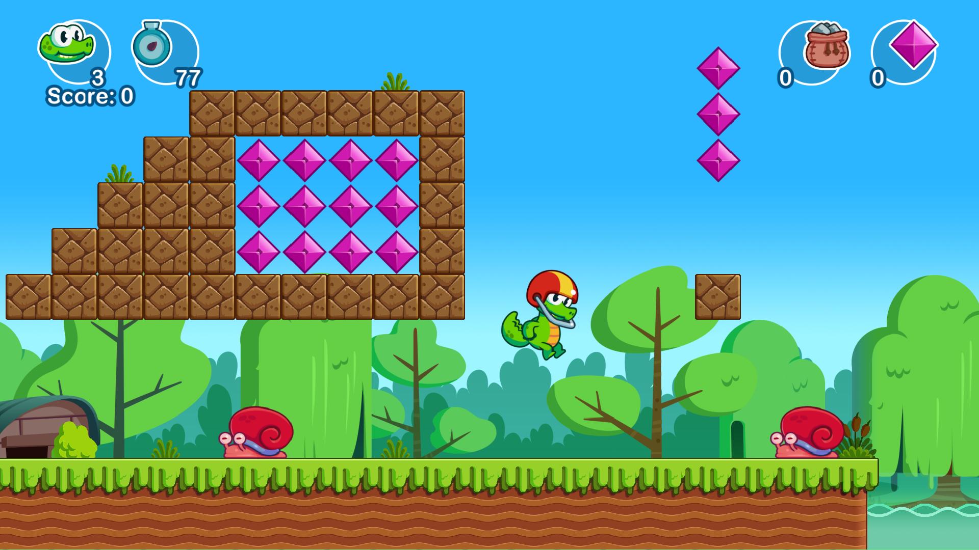 Croc's World screenshot 11