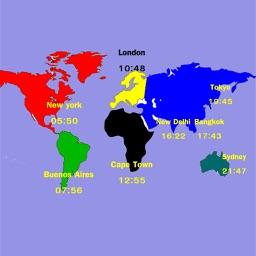 World clock Time converter