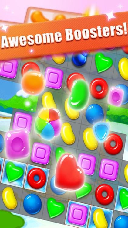 Amazing Candy Sky - Match3 Edition