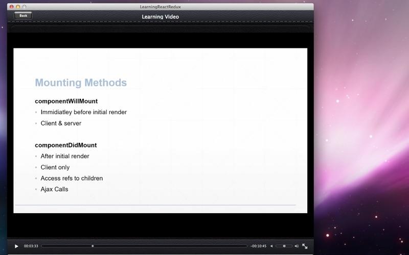 Learning React Redux screenshot 5