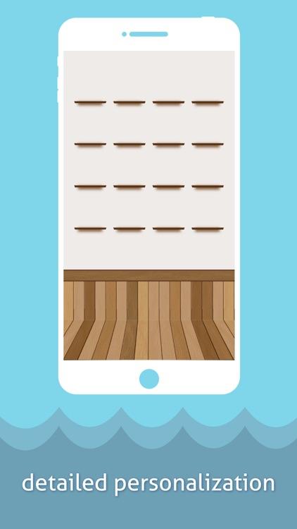 App Shelves Pro for iPhone 6, 6s, 6 Plus, 6s Plus screenshot-4