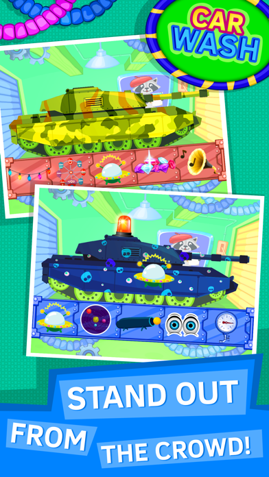 Car Wash Games for Kids and Toddlers. Premium screenshot two
