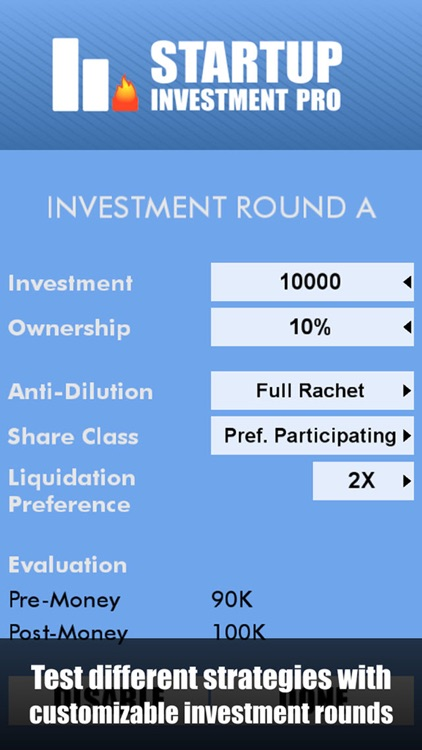 Startup Investment Pro screenshot-2