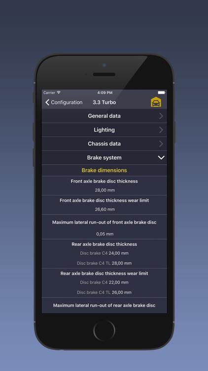 TechApp for Porsche screenshot-4