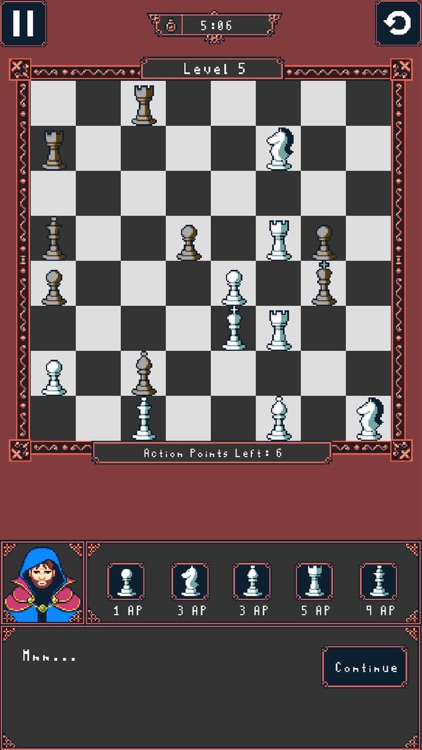 Moveless Chess