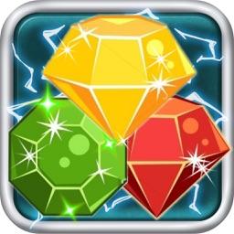 Hunter Gems Treasures - Match3 Jewel
