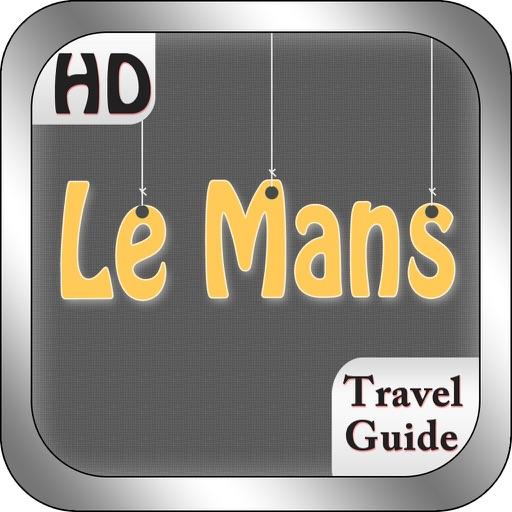 Le Mans  Offline Map City Guide icon