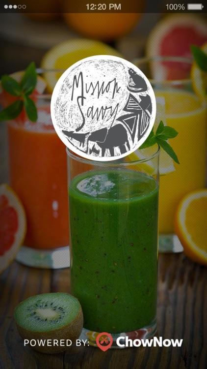 Mission Savvy Juice Bar & Vegan Cafe