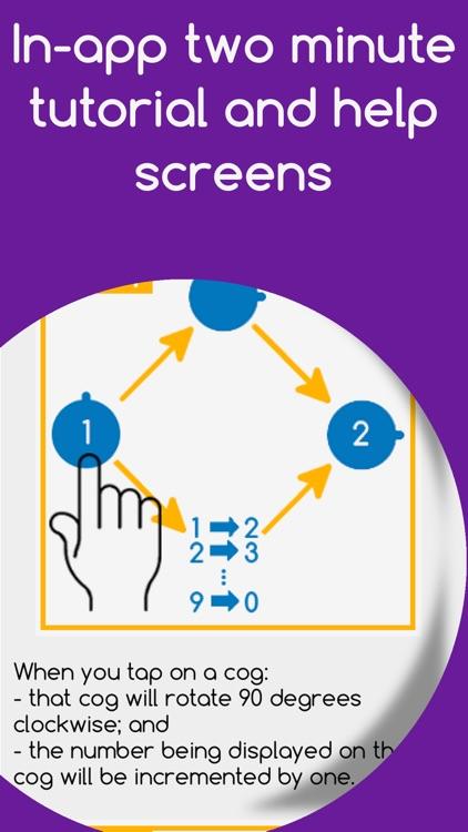 Cogismo Logic Puzzles screenshot-3